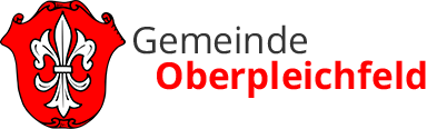 gemeinde_oberpleichfeld_retina_Logo