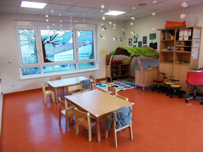 Kindergarten Oberpleichfeld
