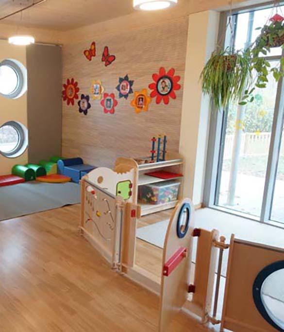 Kindergarten Vogelnest