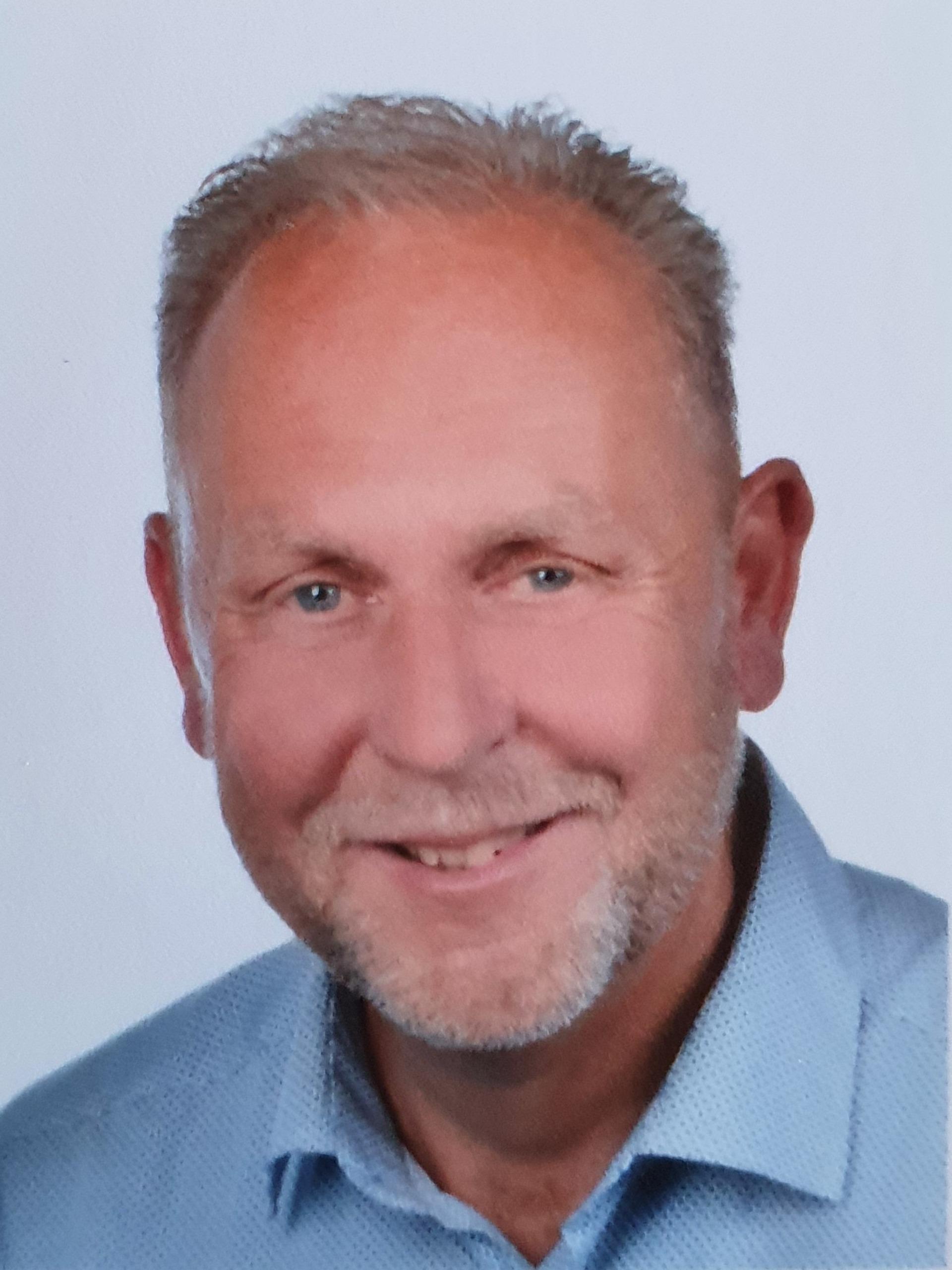 Portrait Gerhard Habel